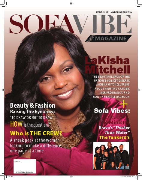 SofaVibe Magazine March 2014