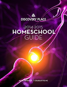 Discovery Place Homeschool Guide
