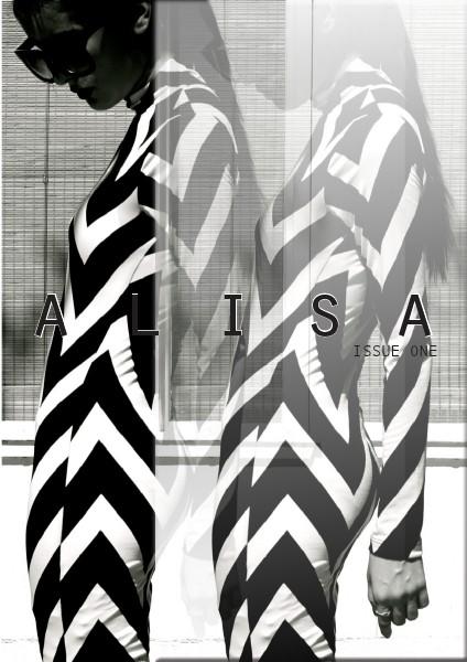 ALISA MAGAZINE volume 001