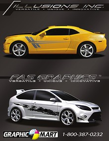 2014 Illusions Fas Graphics Automotive Restyling Catalog