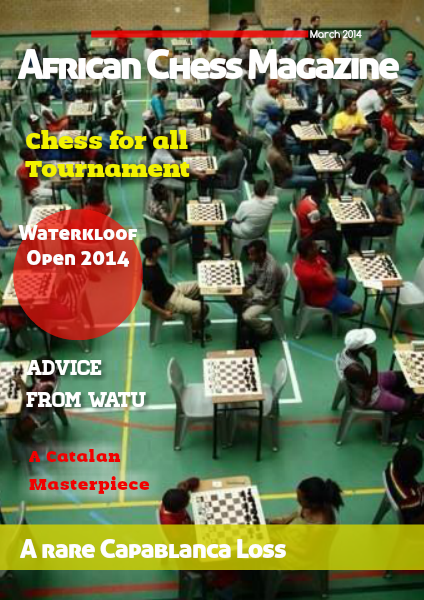 African Chess Magazine March 2014