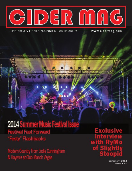 Cider Mag July/August 2014 Issue 41