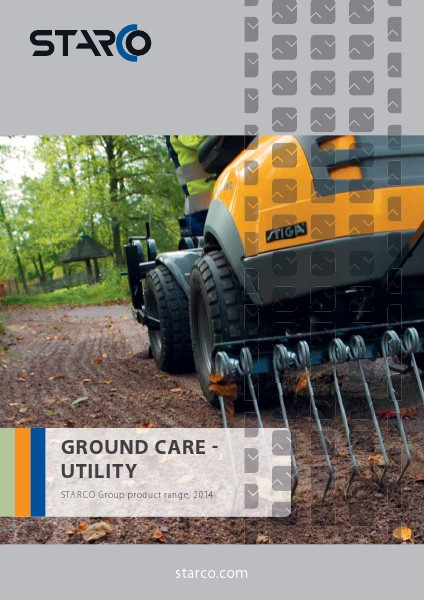SubCat Ground Care - Utillity STARCO Ground Care - Utility (INT en)