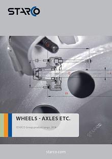 SubCat Wheels-Axles