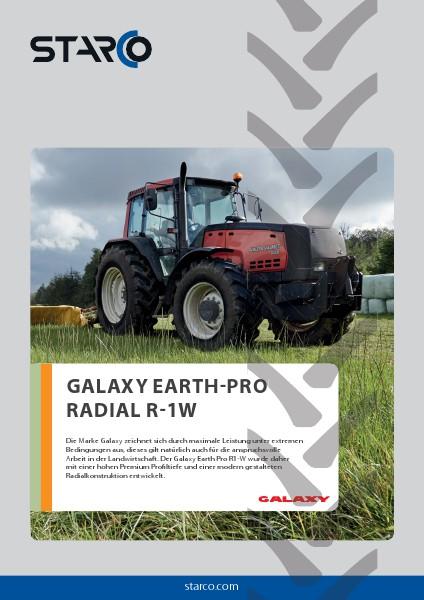Flyer Galaxy Earth Pro Galaxy Earth Pro (DE)