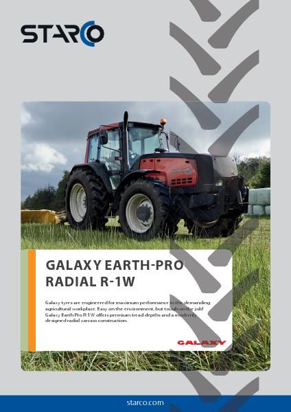 Flyer Galaxy Earth Pro Galaxy Earth Pro (de-EN)
