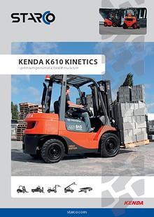 Flyer Kenda K610