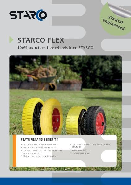 Flyer STARCO FLEX Combined STARCO FLEX Combined (INT)