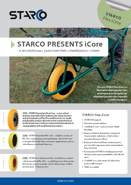 Flyer STARCO FLEX iCORE STARCO FLEX iCore (INT)