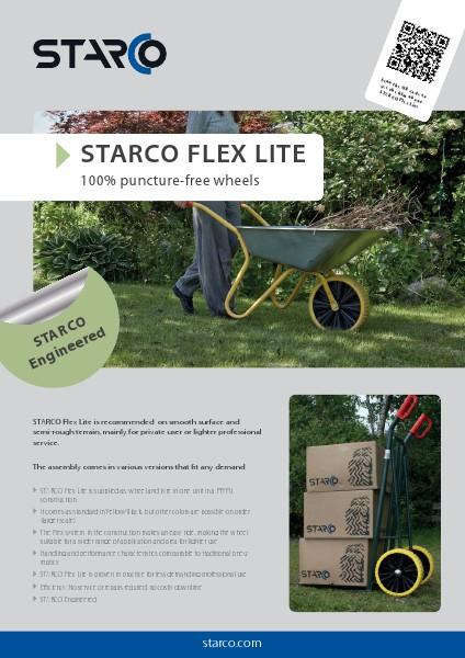 Flyer STARCO FLEX Lite STARCO FLEX Lite (INT)