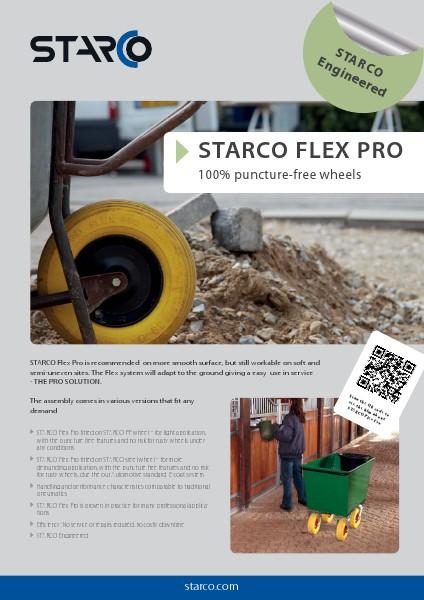 Flyer STARCO FLEX Pro STARCO FLEX Pro (INT)