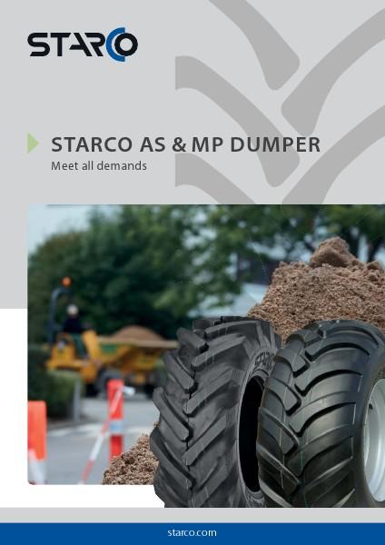 Flyer STARCO MP/AS Dumper STARCO MP/AS Dumper (INT)