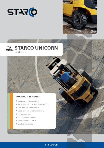 Flyer STARCO Unicorn STARCO Unicorn (INT)