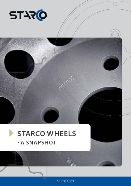 Flyer STARCO Wheel STARCO Wheels (INT)