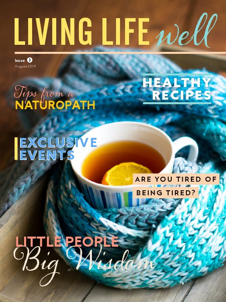 Living Life Well Issue 3