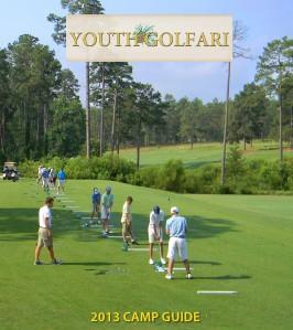 2013 Youth Golfari Brochure Jun. 2012