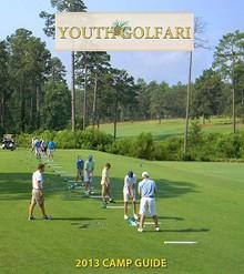 2013 Youth Golfari Brochure