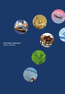 North Texas Commission Membership Collateral