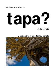 123PROBANDO Revista 1. 2012