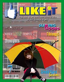 LIKEiT Magazine Vol 1 Issue 3