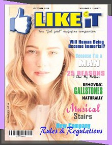 LIKEiT Magazine Vol 1 Issue 7