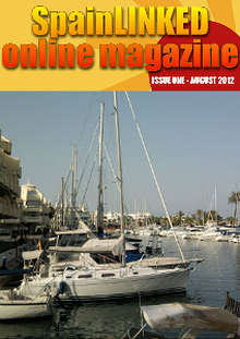 SpainLINKED online magazine - Issue One - August 2012