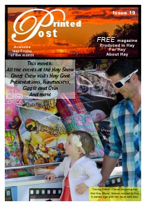 Printed Post issue 19