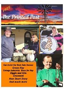Printed Post