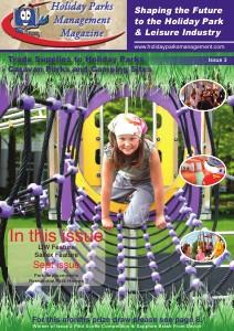 Holiday Parks Management Magazine Holiday Parks Management Issue 3
