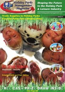 Holiday Parks Management Magazine Holiday parks Management Issue 2
