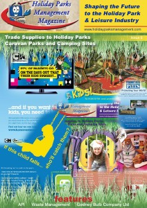 Holiday Parks Management Magazine Holiday Parks Management Issue 5
