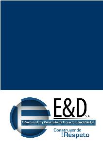 ESTRUCTURACION Y DESARROLLO DE PROYECTOS INMOBILIARIOS S.A Jul. 2012