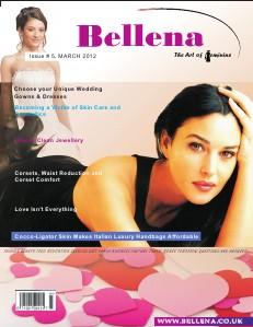 Bellena Fashion magazine issue#1 March. 2012