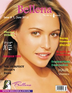 Bellena Fashion magazine issue#1 June. 2012