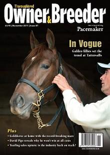 Thoroughbred Owner & Breeder Magazine