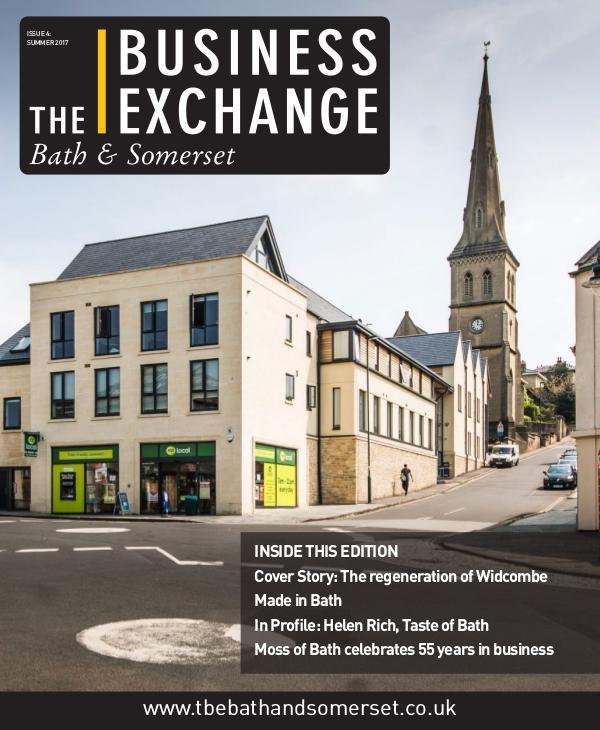 The Business Exchange Bath & Somerset Issue 4: Summer 2017