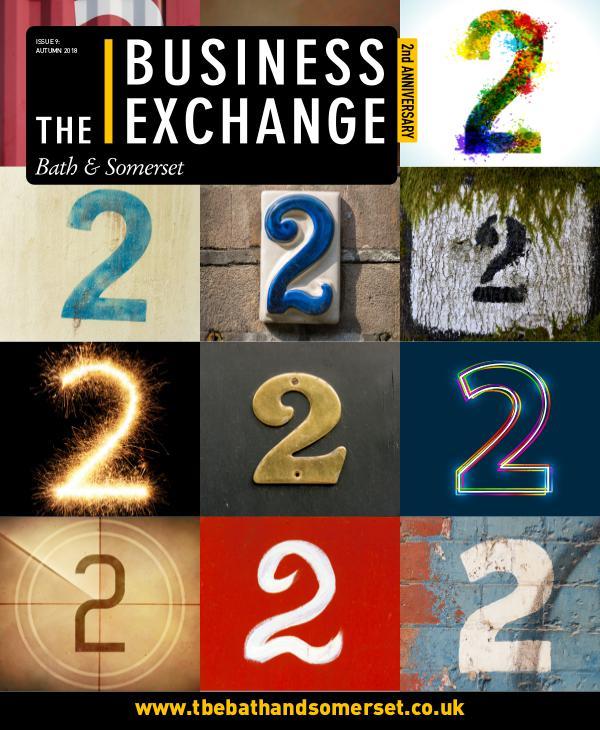 The Business Exchange Bath & Somerset Issue 9: Autumn 2018