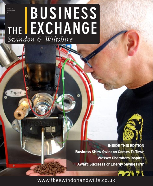 The Business Exchange Swindon & Wiltshire April/May Edition 2015
