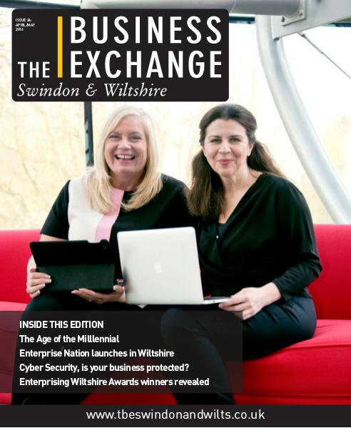 The Business Exchange Swindon & Wiltshire Edition 24: April/May 2016