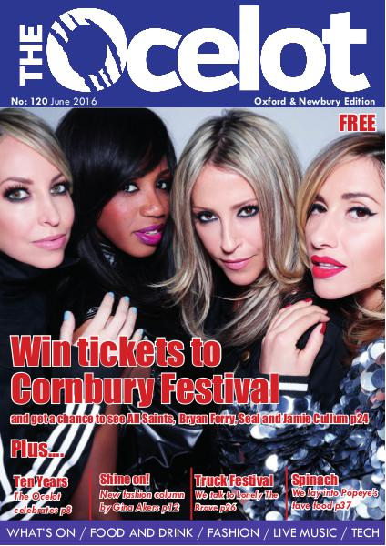 Oxford and Newbury 120 June 2016 edition