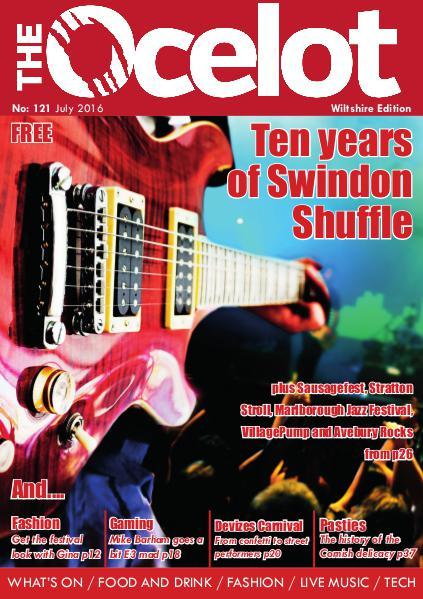 Wiltshire 121 July 2016 edition