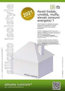 silicato isolstyle® edilizia/bioedilizia