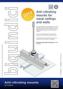 isolstyle anti vibrating mounts