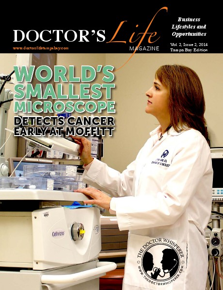 Doctor's Life Magazine, Tampa Bay Doctor's Life  Tampa Bay Vol. 2 Issue 2, 201