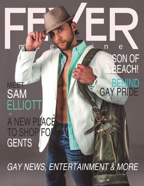 Fever Magazine May 2014