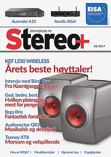 Stereo+ Stereopluss 2 2017
