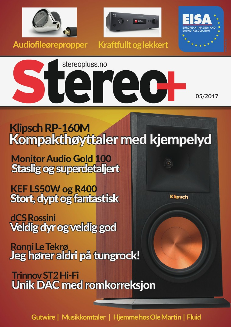 Stereo+ Stereopluss 5 2017