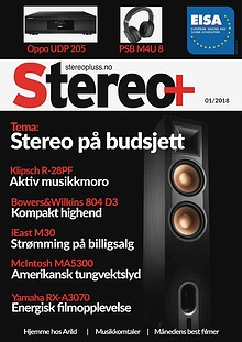 Stereo+ Stereopluss 1 2018