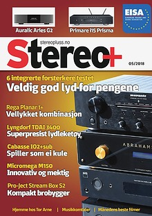 Stereo+ Stereopluss 5 2018