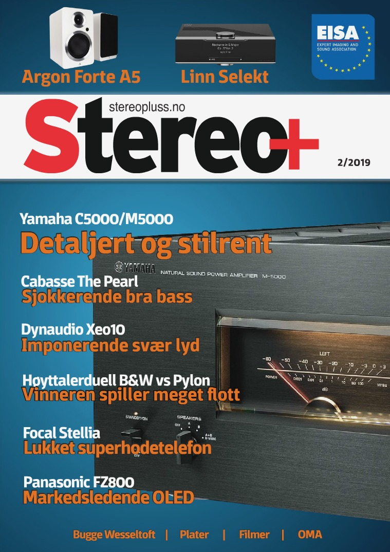Stereo+ Stereopluss 2 2019